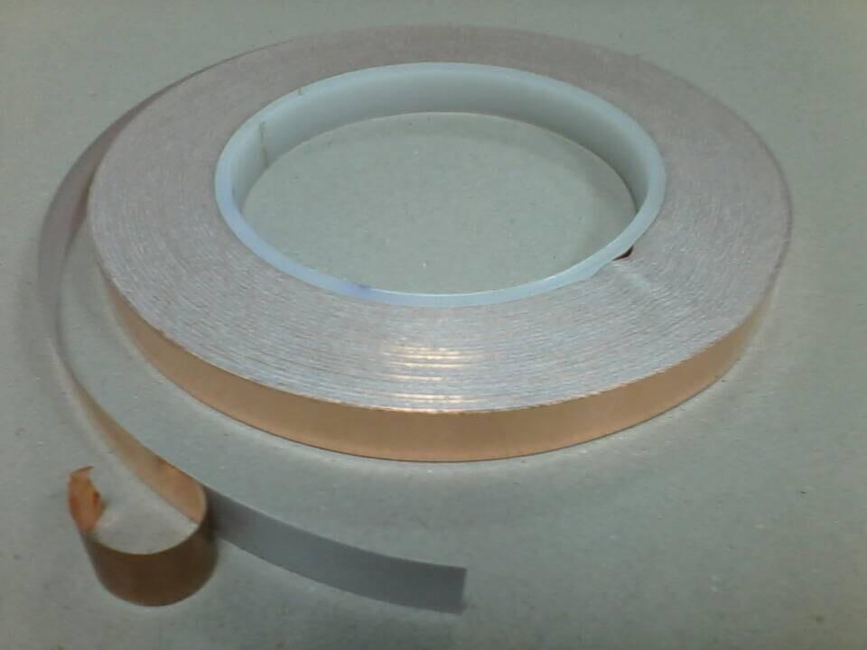 防静电铜箔胶带的使用注意事项